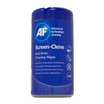 AF Screen-Clene rengöringsservetter till skärm
