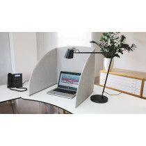 StandUp bordsskärm/ ljudabsorberande bullerskärm