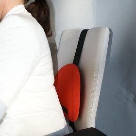 Humantool Pilot Spot Backrest - ländstöd