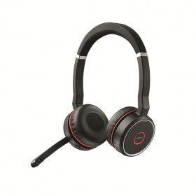 Jabra Evolve 75 trådlöst headset - NYHET